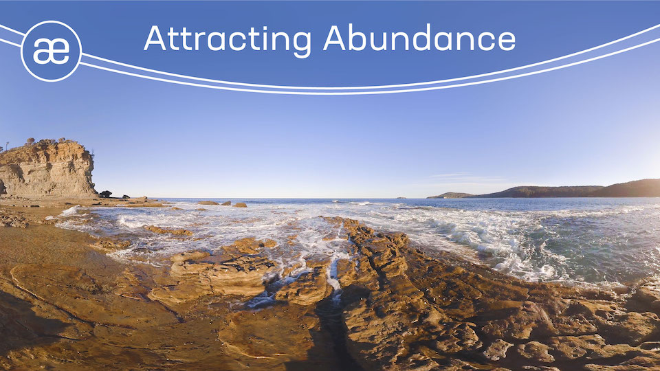 Attracting Abundance | VR Meditation | 360° Video title=